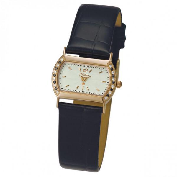 Женские золотые часы «Юнона» Арт.: 98555.112