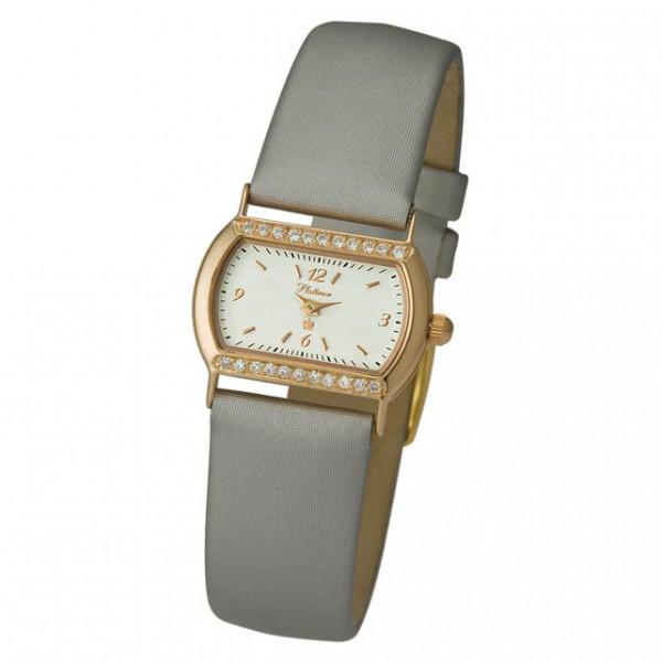 Женские золотые часы «Юнона» Арт.: 98556-2.112