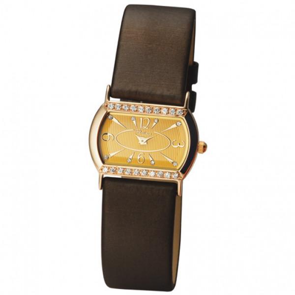 Женские золотые часы «Юнона» Арт.: 98556-2.410