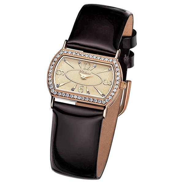 Женские золотые часы «Юнона» Арт.: 98556.410
