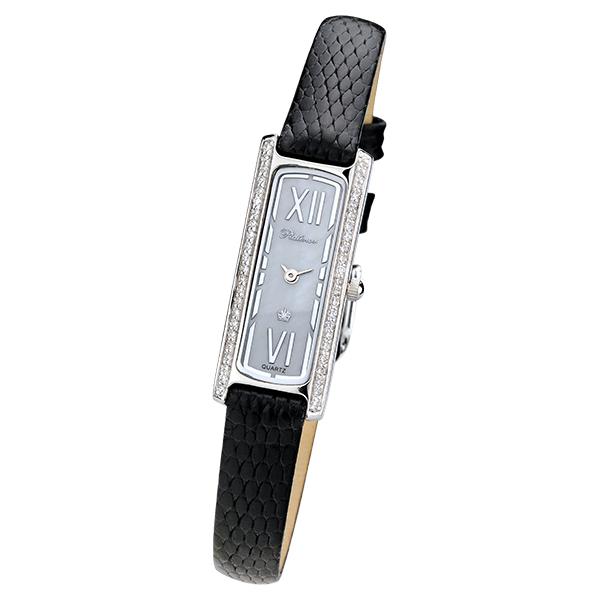 Женские серебряные часы «Анжелина» Арт.: 98706.316