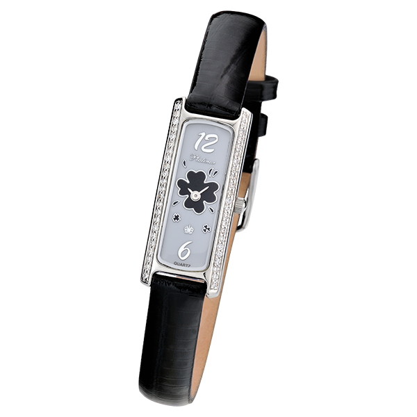 Женские серебряные часы «Анжелина» Арт.: 98706.332