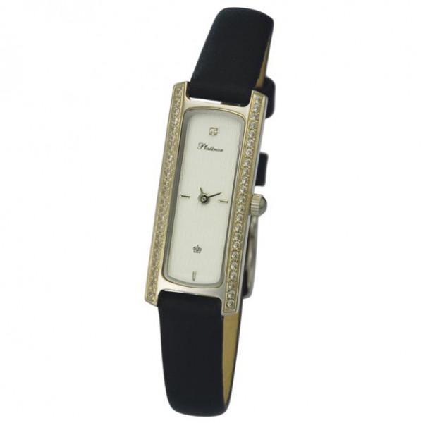 Женские золотые часы «Анжелина» Арт.: 98741.303