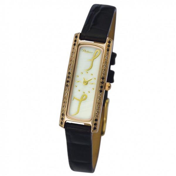 Женские золотые часы «Анжелина» Арт.: 98755.328