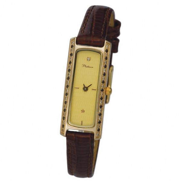 Женские золотые часы «Анжелина» Арт.: 98755.404