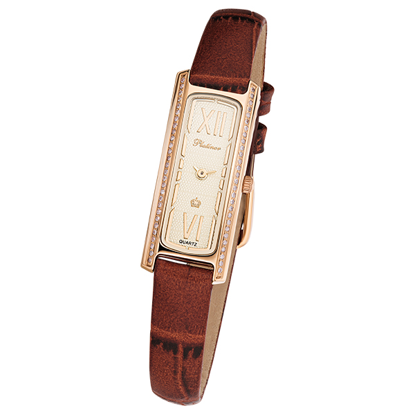Женские золотые часы «Анжелина» Арт.: 98756.422