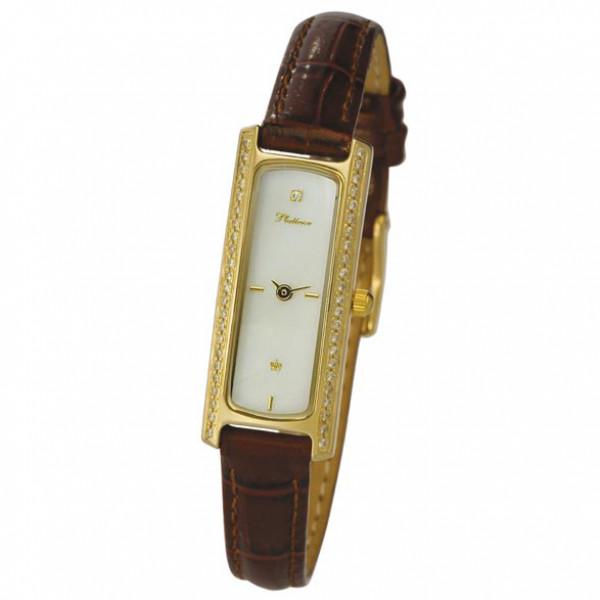 Женские золотые часы «Анжелина» Арт.: 98761.303