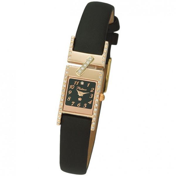 Женские золотые часы «Моника» Арт.: 98851-4.505