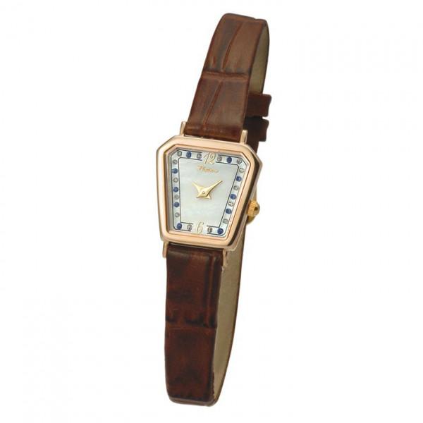 Женские золотые часы «Нэнси» Арт.: 98950.327