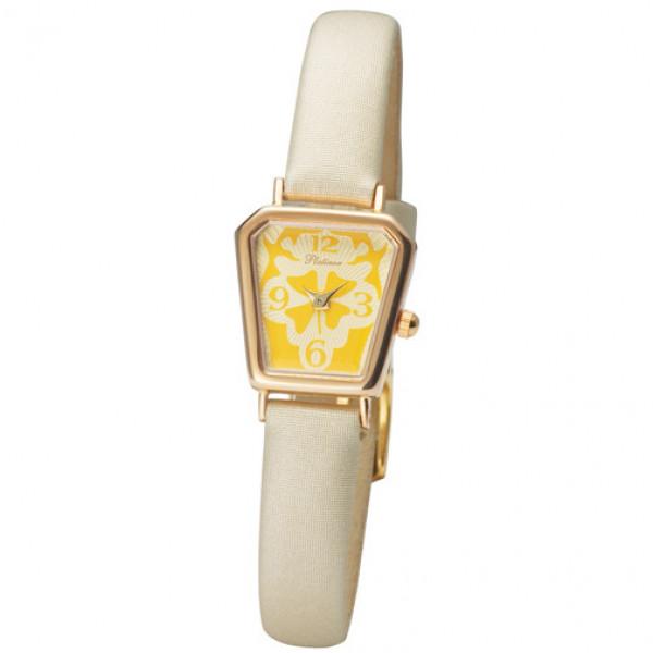 Женские золотые часы «Нэнси» Арт.: 98950.445