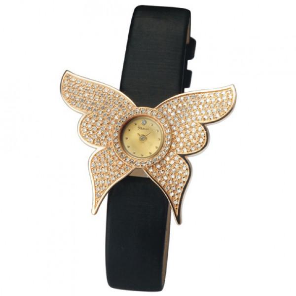 Женские золотые часы «Баттерфляй» Арт.: 99456.401