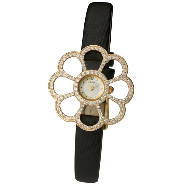 Женские золотые часы «Жасмин» Арт.: 99656.101