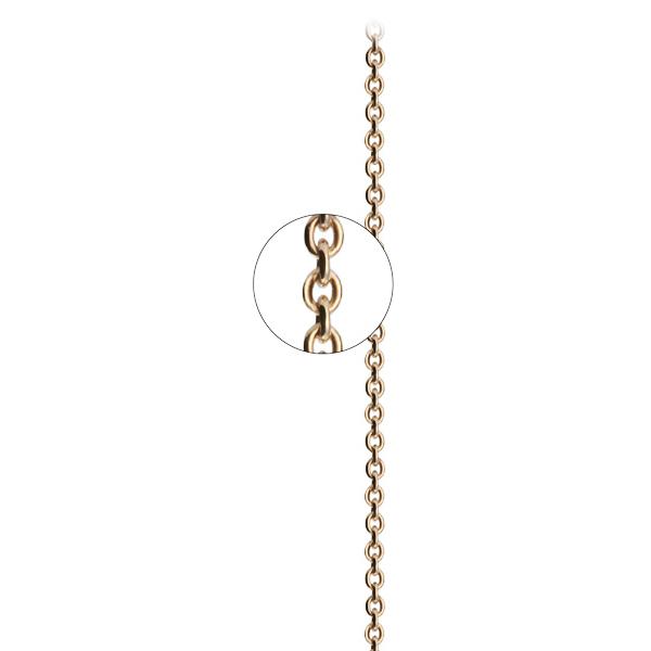 Золотая цепь «Форсе алмаз», арт.: 800250