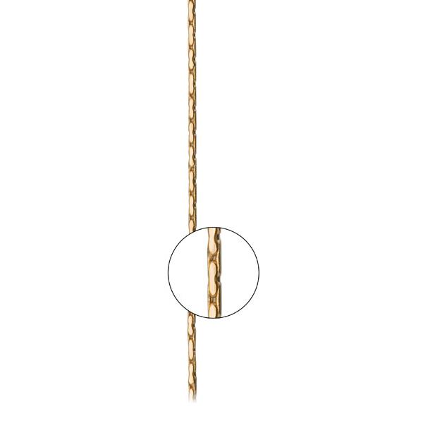 Золотая цепь «Якорная сколоченная», арт.: 800350