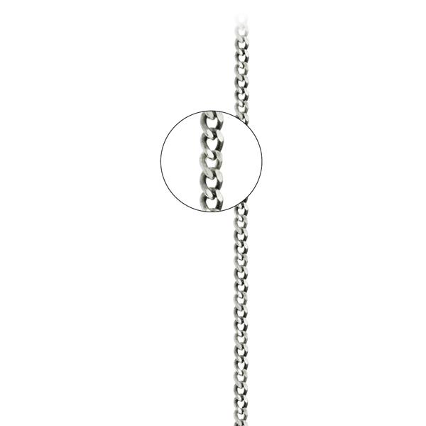 Серебряная цепь «Гурмет», арт.: 800700