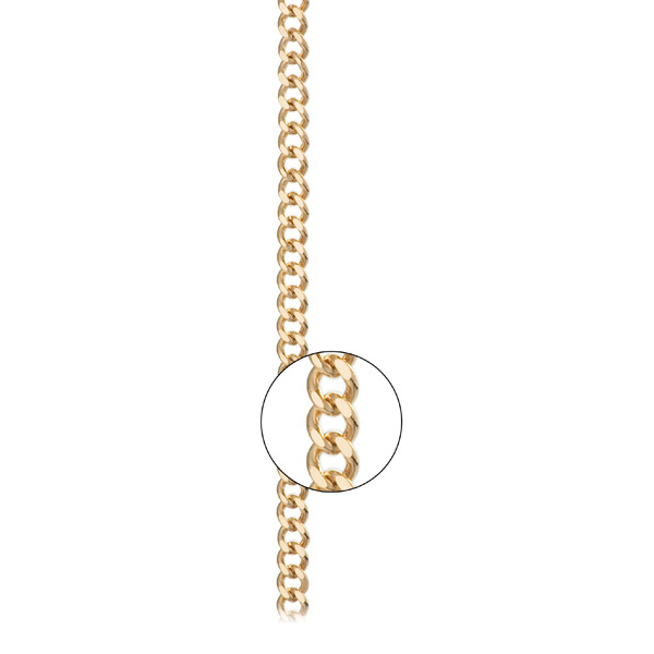 Золотая цепь «Гурмет», арт.: 800750
