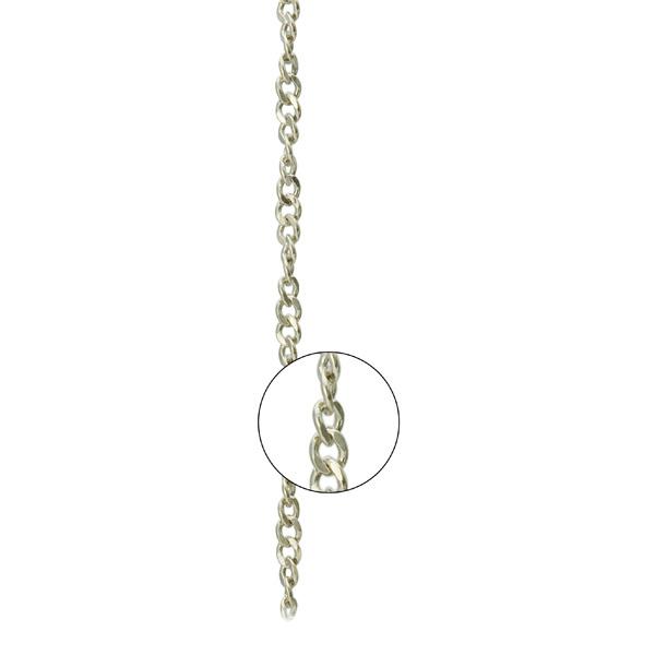 Серебряная цепь «Виктория», арт.: 801000