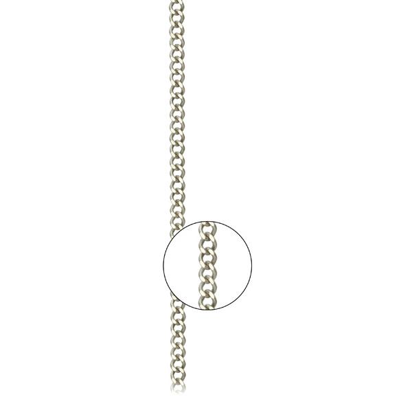 Серебряная цепь «Гурмет», арт.: 801200