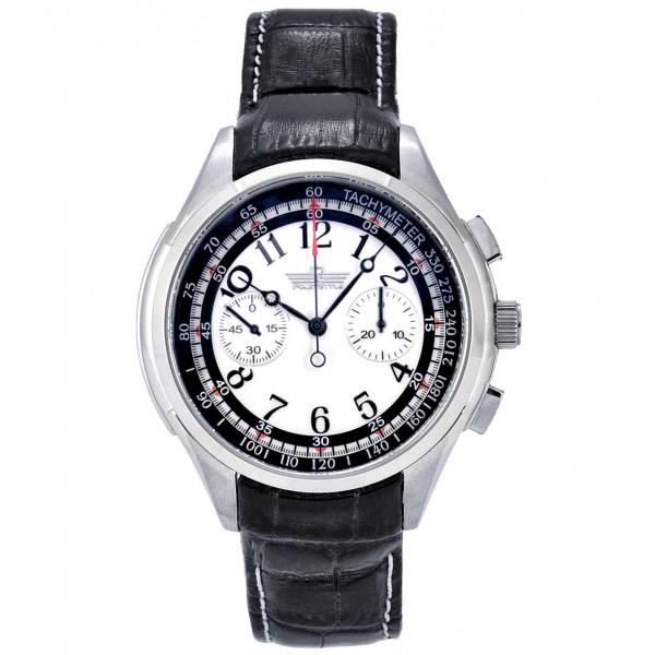 """Мужские часы """"Полет-Стиль"""", арт.: 3140/915.1.318"""