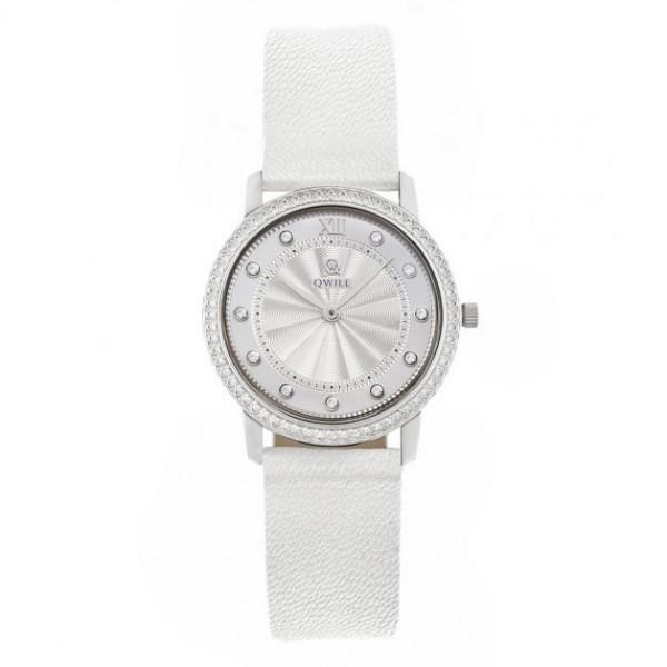 Женские серебряные часы Qwill, арт.: 6050.05.14.9.26A